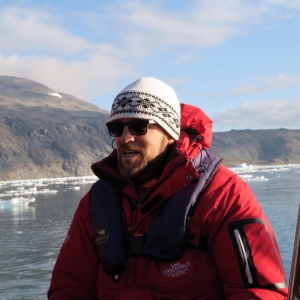 """It is a vast natural laboratory."" – Jason Box (geological survey of Denmark and Greenland, GEUS)"